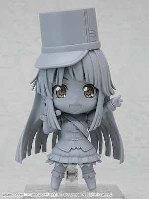 BanG Dream! Girls Band Party! Nendoroid Kokoro Tsurumaki: Stage Costume Ver.