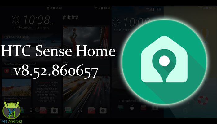 HTC Sense Home 8.52.860657 (640dpi) (Android 6.0+)