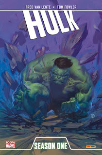 Hulk – Season One (Fred Van Lent / Ton Fowler)