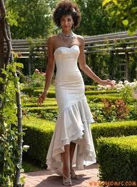 vestido sereia para casamento no cartório