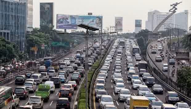 Kota Termacet di Dunia