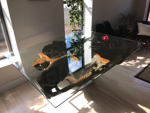 Superieur Glass Table Tops NYC