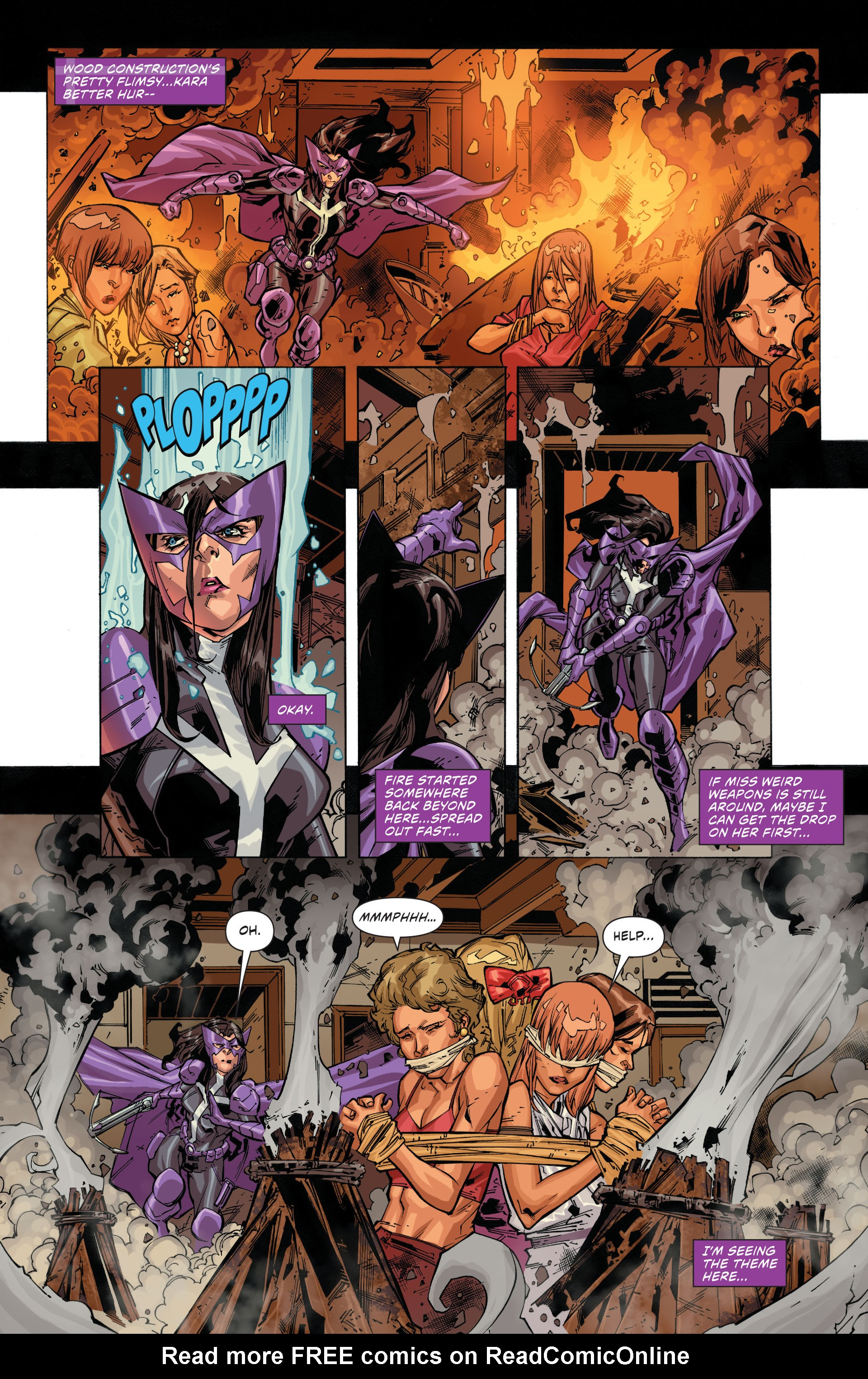 Read online Worlds' Finest comic -  Issue #16 - 16