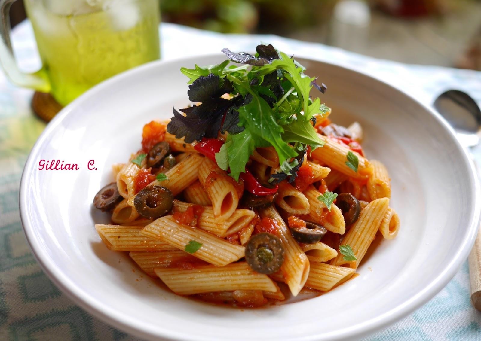《輕鬆學做義大利料理》P.130 煙花女筆管麵