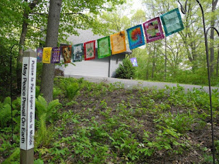Bhavana Project Prayer Flags