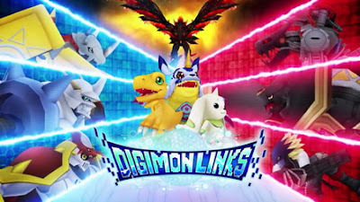 Digimon Links, RPG Terbaru dari Bandai Namco