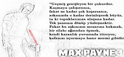 Max Payne Replik