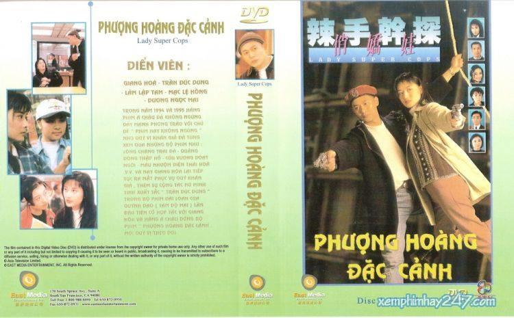 http://xemphimhay247.com - Xem phim hay 247 - Nữ Cảnh Sát Siêu Phàm - Phượng Hoàng Đặc Cảnh (1995) - Lady Super Cops (1995)