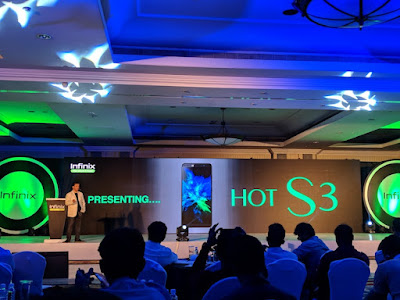 Infinix Hot S3 and Hot S3 Pro Launched with 20MP Selfie Camera