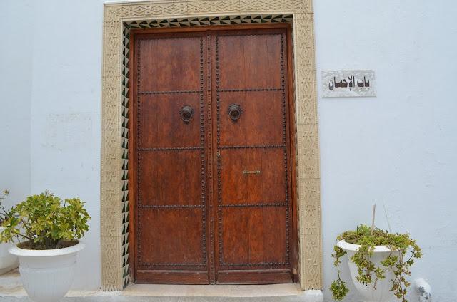 porta Tunísia