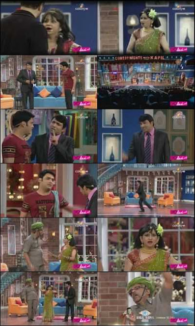 Comedy Nights With Kapil 3rd January 2016 Download Special Episode Sunny Deol