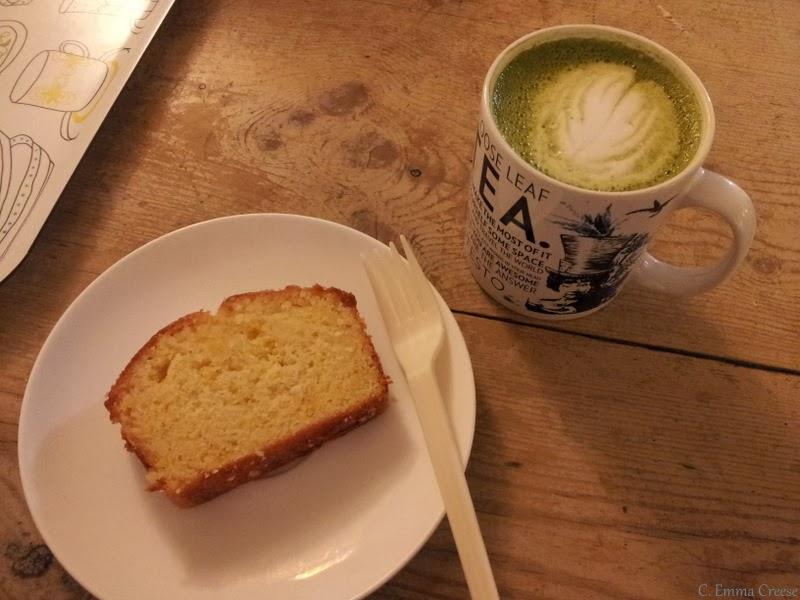 Yum Chaa - Coffee, coffee, coffee secrets of Oxford Circus