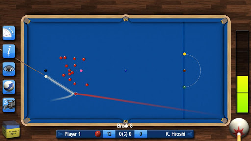 Pro Snooker 2018 mod apk android