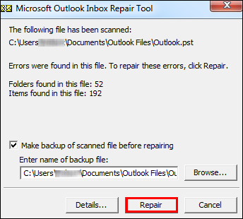 Fix Outlook Crashes Even in Safe Mode 2016, 2013, 2010, 2007
