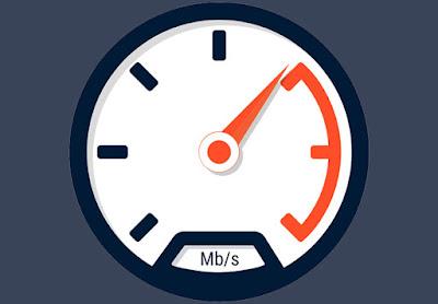 cara cek kecepatan internet
