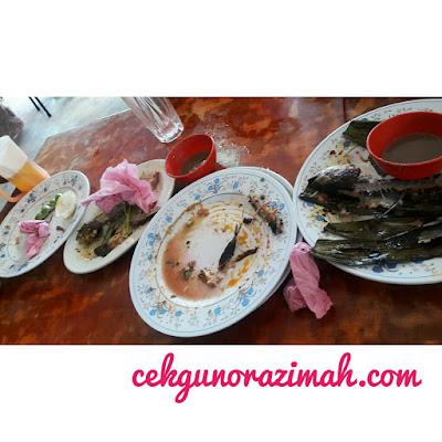tempat makan best di Tanjung Malim, ikan bakar sedap di tanjung malim, tempat makan sedap di tanjung malim, tempat makan murah di tanjung malim, i love u corner