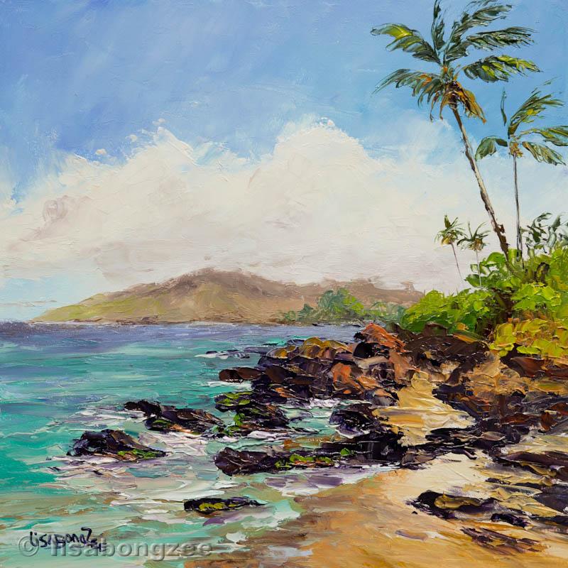 Island Beach Scenes: Island Dream Life * * *: MINI HAWAII