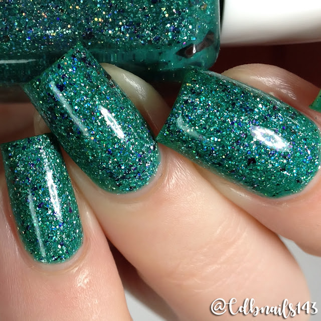 Glam Polish-Here's To The One's Who Dream