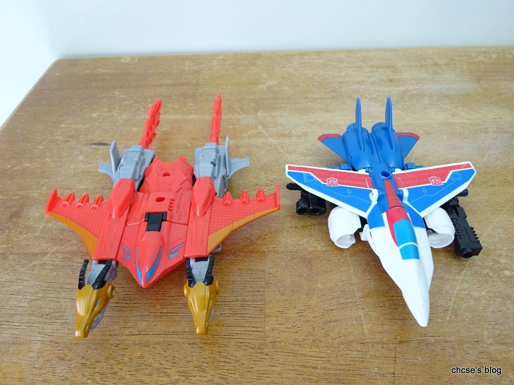Chcses blog toy review transformers robots in disguise 2015 the rear has jet flames it is a unique alternate mode and design choice for sure jeuxipadfo Images