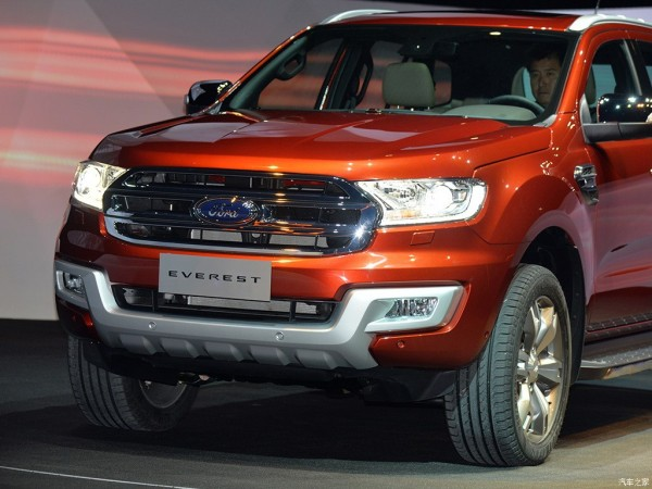 All New Ford Everest Coming Soon in India