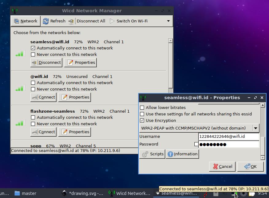 UBUNTU SERVER 18 04 WIFI WPA2 - Lubuntu 18 04 and 18 10