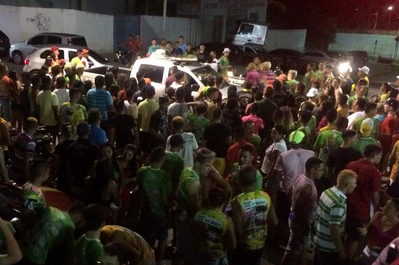 Jovem é morto por estrangulamento durante o Carnaval em Santa Quitéria
