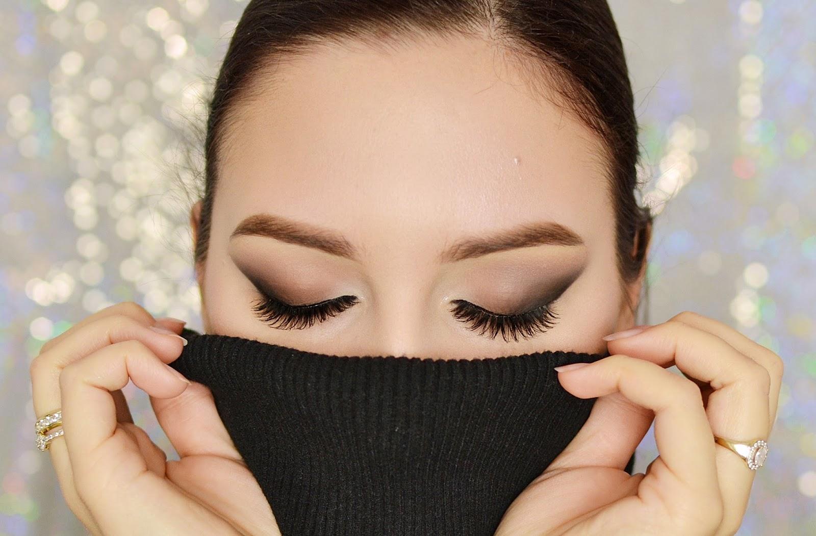 kocie oko makijaż