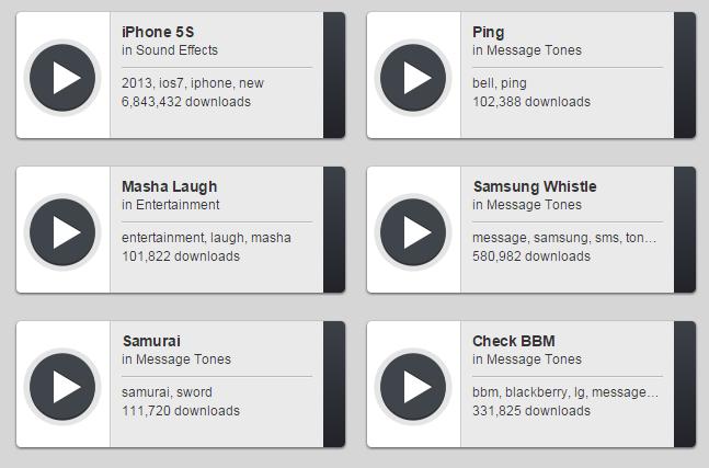 download ringtone lucu untuk blackberry