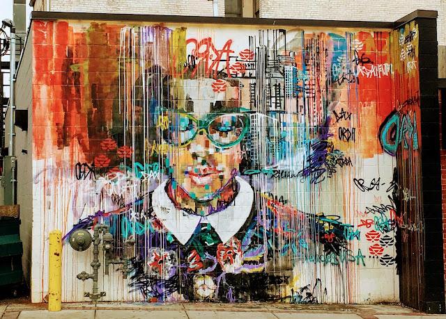Mural by Kilmany-Jo Liversage