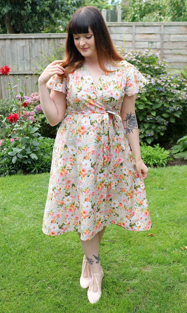 Minerva Craft Blogger Network: Sew Over It - Eve Dress - The Crafty ...