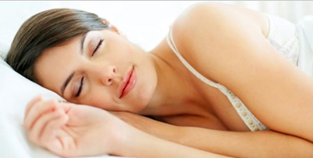 Cara Melangsingkan Tubuh dengan tertidur