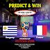 Live Streaming Uruguay Vs Perancis 6 Julai 2018