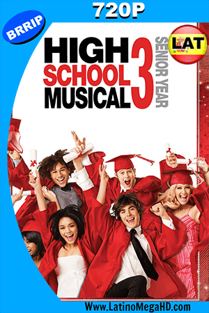 High School Musical 3 (2008) Latino HD 720p ()