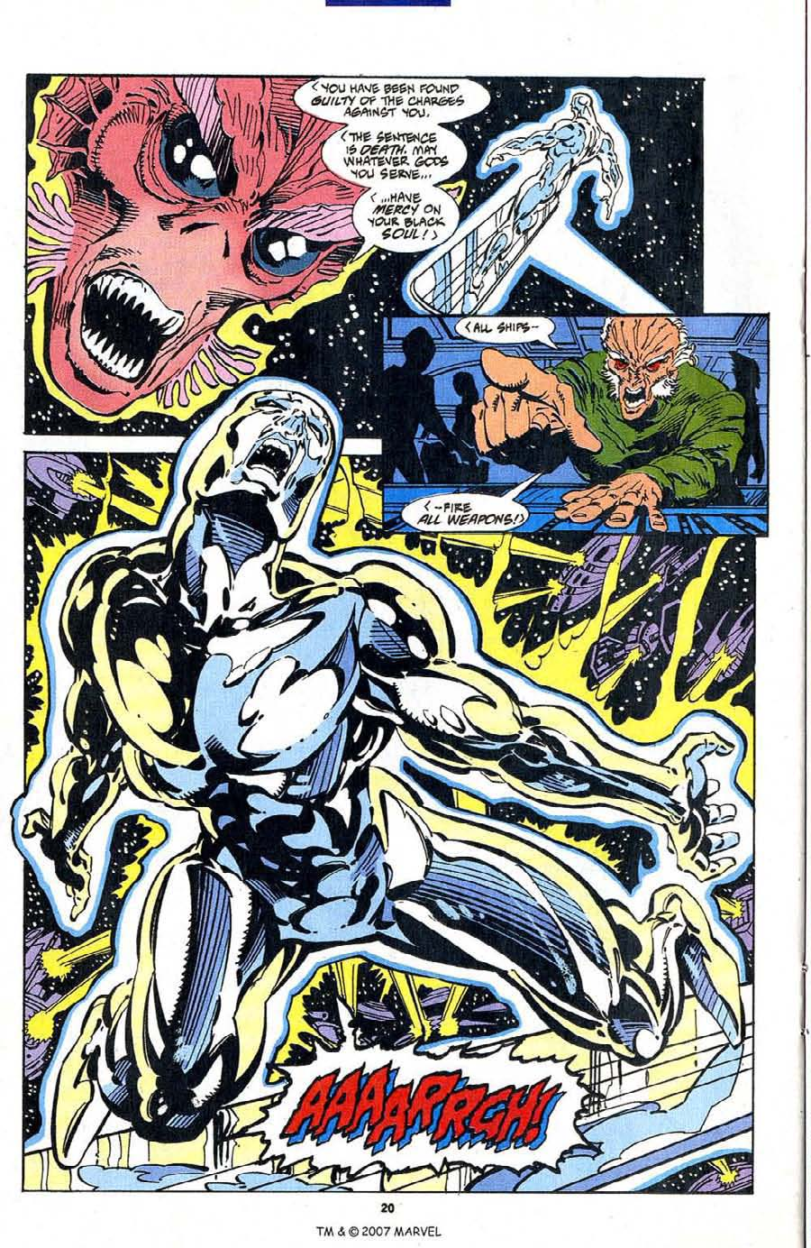 Silver Surfer (1987) Issue #103 #111 - English 22
