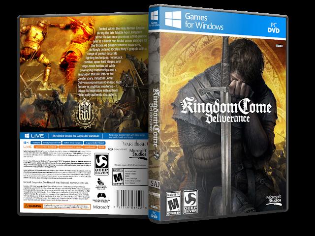 Capa Kingdom Come: Deliverance PC