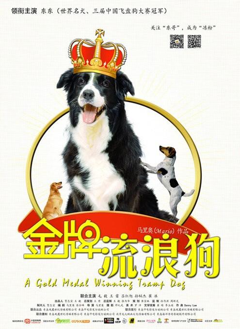 Chú Chó Hoang Đoạt HCV - A Gold Medal Winning Tramp Dog (2014)