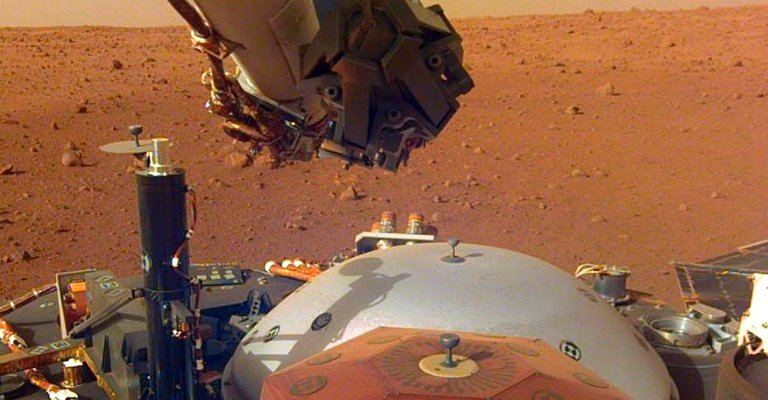 NASA Captures The Sound Of Wind On Mars, And It's Breathtaking (Audio)