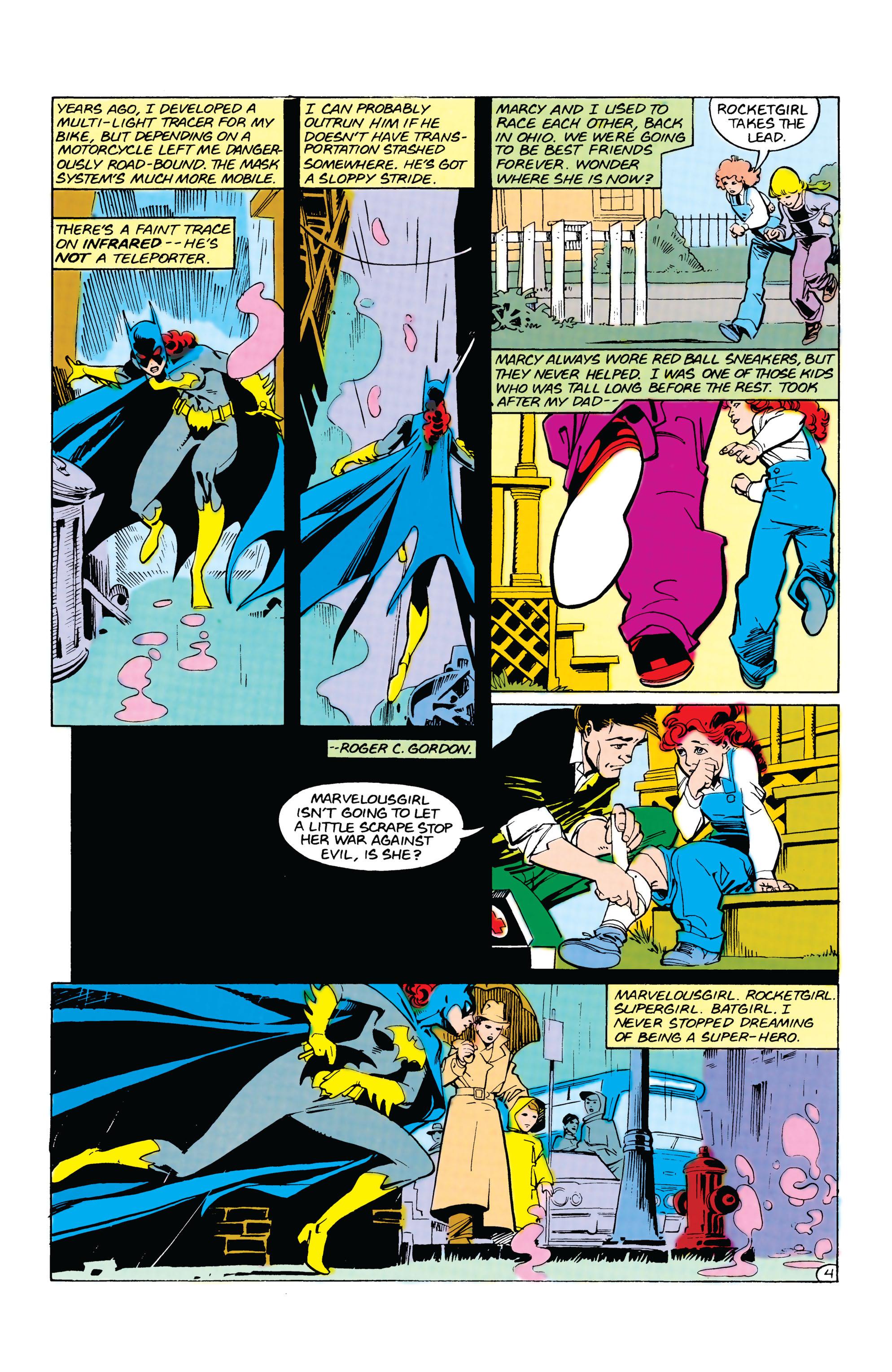 Read online Secret Origins (1986) comic -  Issue #20 - 5