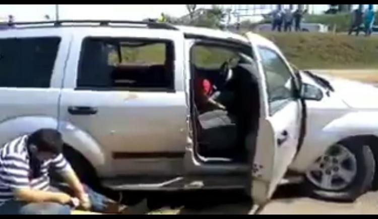 Video sobre la ejecución de un líder Cañero y chofer por Grupo Armado en Veracruz