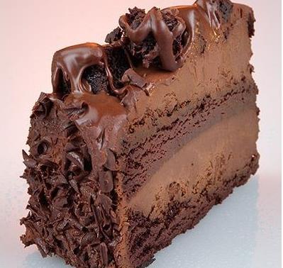 Chocolate Spoonful Cake #dessert