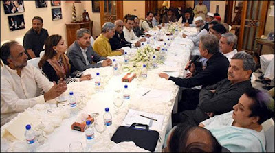 Meeting Of Opposition Parties On Panama Leaks To Begin In Islamabad Today