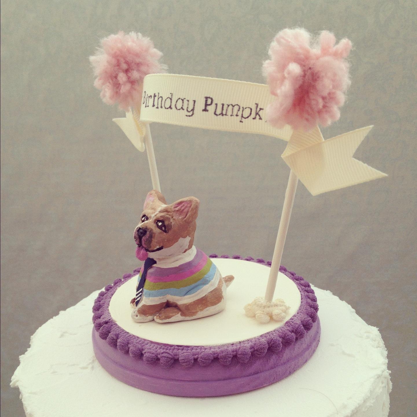 Dsmeebee Unique Birthday Cake Topper