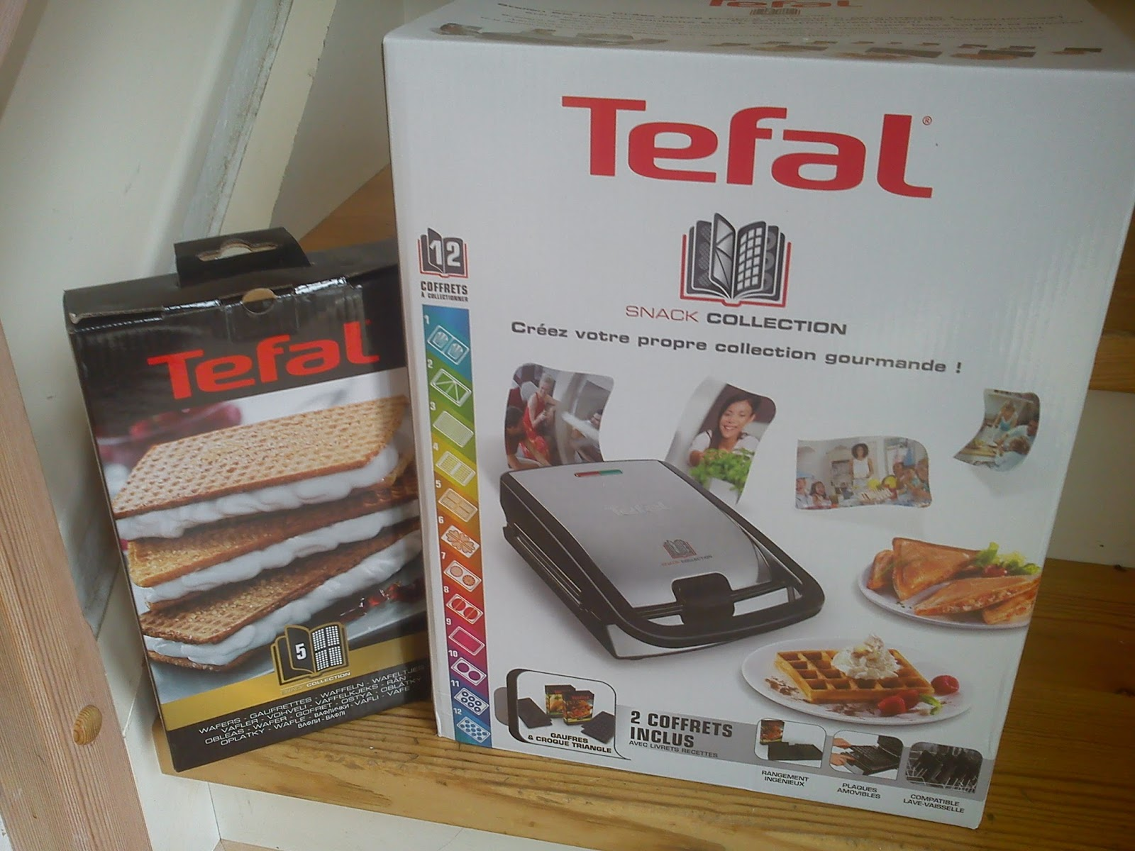 kitchen of kiki tefal snack collection kitchen equipment 27. Black Bedroom Furniture Sets. Home Design Ideas