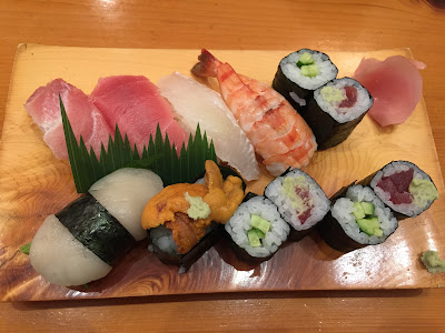 下町 丸竹都寿司の上寿司