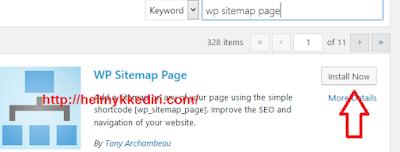 Cara submit sitemap wordpress kegoogle webmaster7