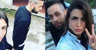 Alessandra Gallocchio e Salvatore Angelucci fidanzati