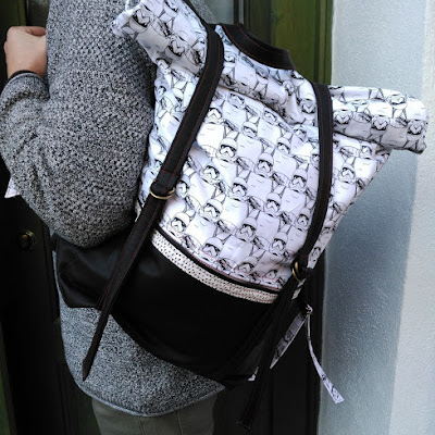 mochila, backpack, costura, sewing, couture, bourse, polipiel, swoon patterns, atlas