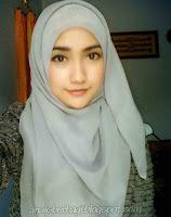 Foto Selfie Cewek Cantik Berjilbab Paling Cantik
