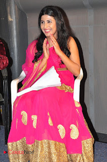 Actress Raj Shri Poonnappa Stills in Pink Dress at Mental Police Trailer Launch BollywoodGossip 0011.JPG