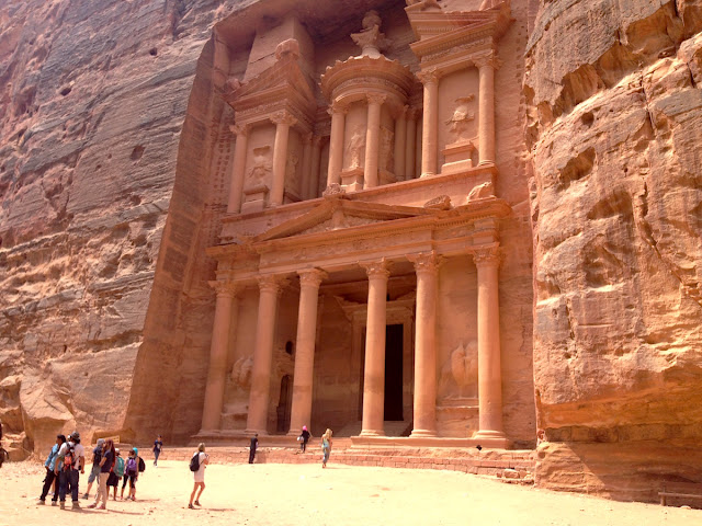 Il tesoro di Petra - foto di Elisa Chisana Hoshi